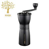 Ручна кавомолка Hario Mini Mill Slim Pro темна MMSP-1B