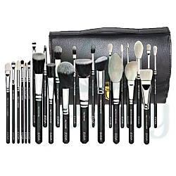 Набор кистей для макияжа в сумочке