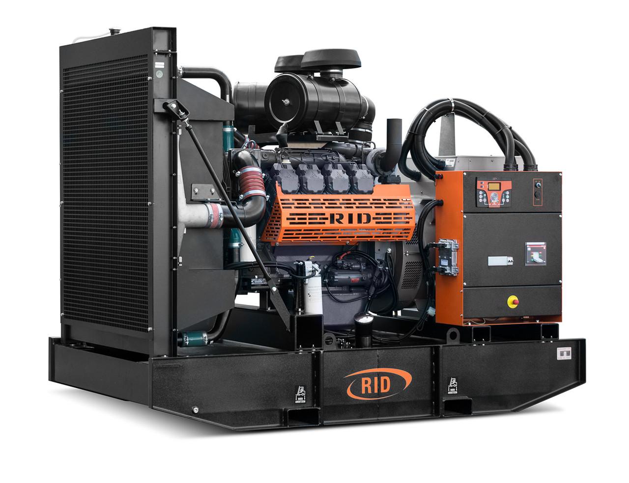 Трехфазный дизельный генератор RID 500 S-SERIES (500 кВА)