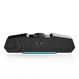 Беспроводная Bluetooth колонка SODO L7-LIFE Black JKR | Оригинал