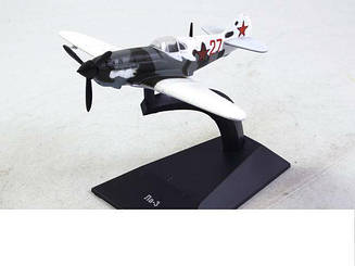 Модель Легендарні літаки (ДеАгостини) Ла-3 (1:102)