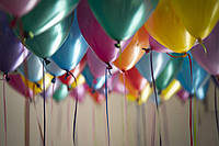 Латексные шары - идеальное решение для любого праздника