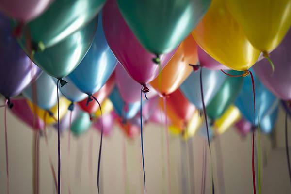 Воздушные шары из латекса - идеальное украшение любого праздника