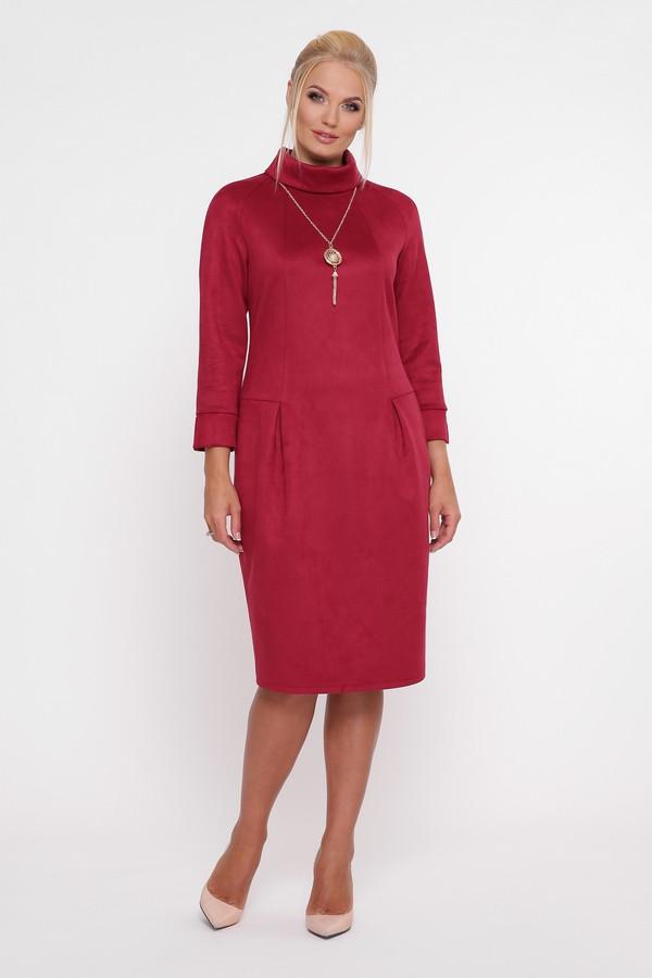 Платье Марша Бордо