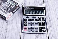 Калькулятор EATES DC-990,12 розрядний, 2 види харчування, калькулятори електронні, фото 1