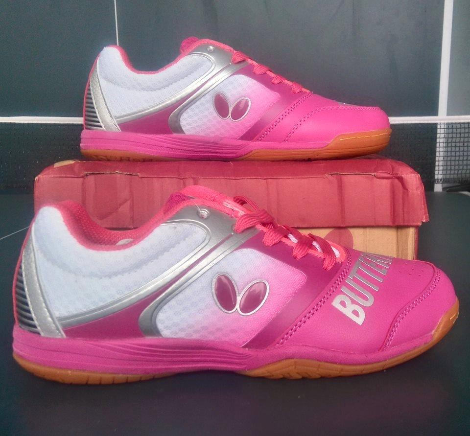 Теннисные кроссовки Butterfly Lezoline Groovy Pink