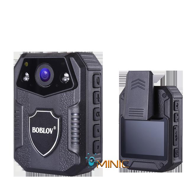 Камера для охраны BOBLOV WZ2 IP66  4К видео с мощным аккумулятором и большим функционалом