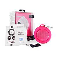 Портативная влагозащищенная Bluetooth колонка Xoopar Splash POP Розовая XP81008.24A, фото 1