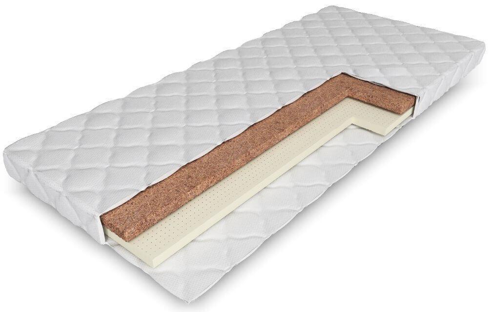 Латексный топпер SoNLaB topper latex-kokos