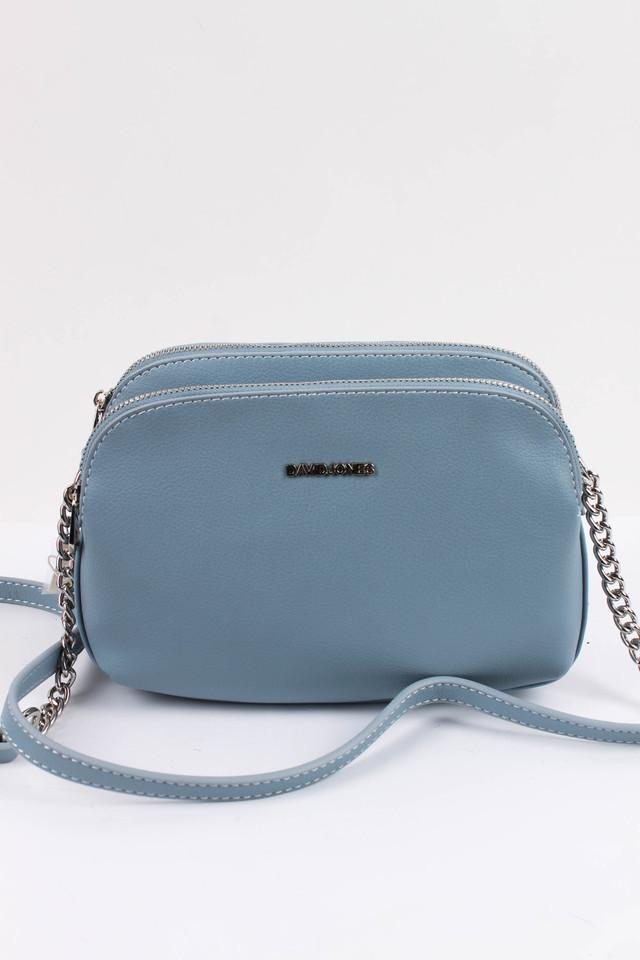 61b0878e111d Сумка кросс-боди David Jones, голубая. - Интернет-магазин сумок и  аксессуаров
