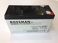 Аккумулятор Bossman 12V 7Ah 6FM7