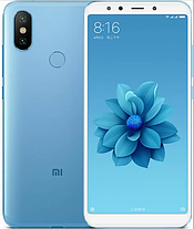 Смартфон Xiaomi Mi A2 32GB Blue Global Version Оригинал Гарантия 3 / 12 месяцев, фото 2