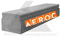 Плиты перекрытия AEROC