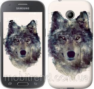 Чехол на Samsung Galaxy Ace Style G357 Волк-арт