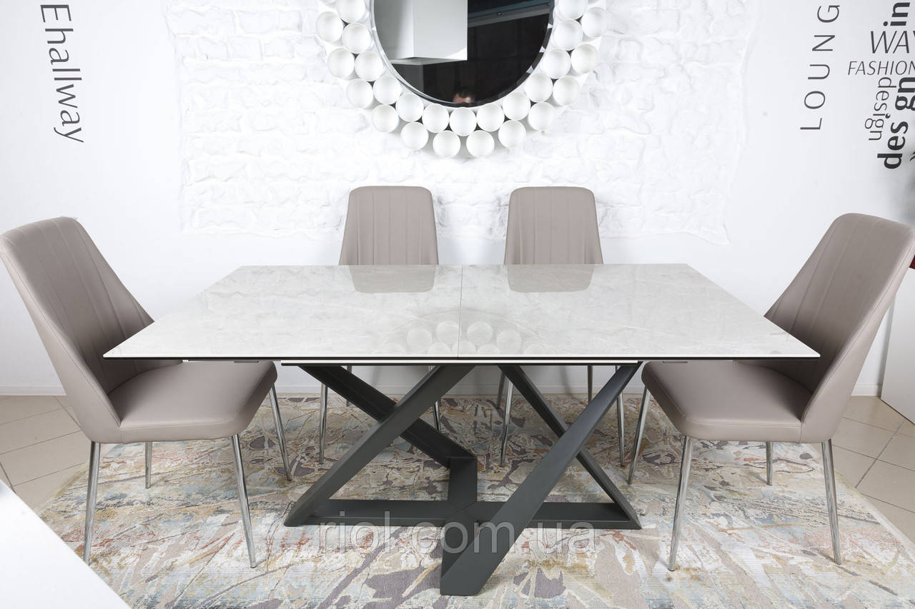 Стол обеденный Флитвуд-2 от тм Николас / Fleetwood-2 Nicolas