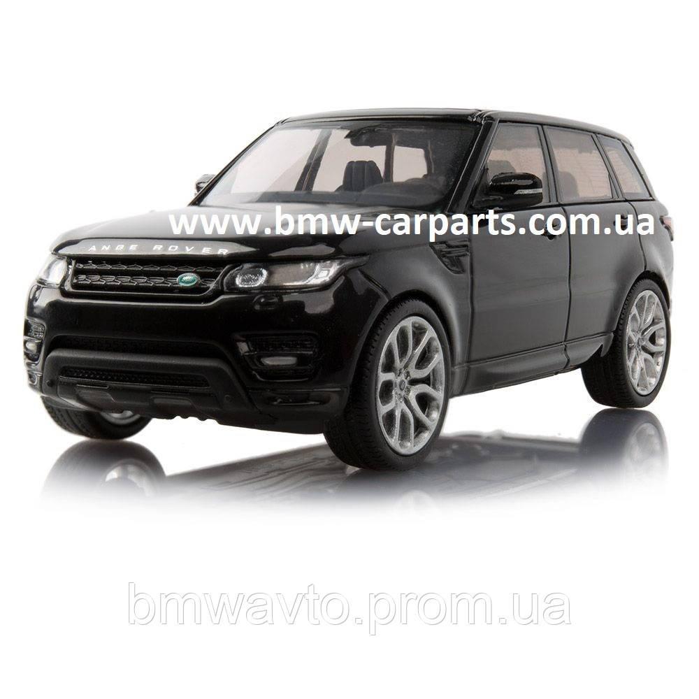 Модель автомобиля Range Rover Sport, Scale 1:43, Santorini Black
