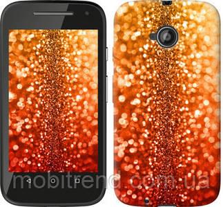 Чехол на Motorola Moto E2 Звездная пыль