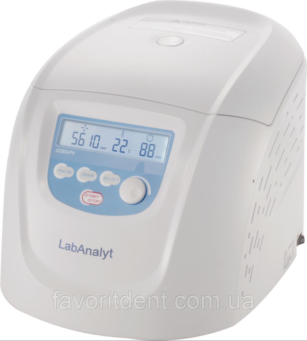 Высокоскоростная микроцентрифуга LabAnalyt D3024