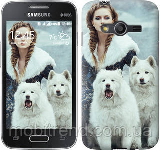 Чехол на Samsung Galaxy Ace 4 Lite G313h Winter princess