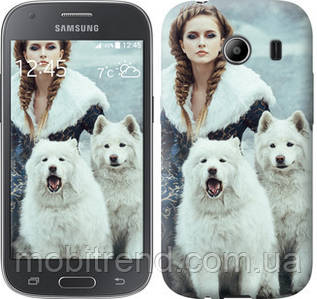 Чехол на Samsung Galaxy Ace Style G357 Winter princess