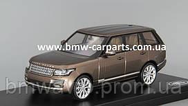 Модель автомобиля Range Rover All New Scale Model 1:43, Nara Bronze