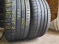 Шины бу 255/40 R19 Michelin