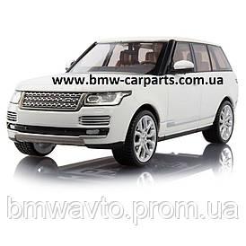 Модель автомобиля Range Rover All New Scale Model 1:43, Fuji White