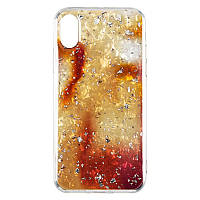 Baseus Light Stone Case for iPhone XR Gold