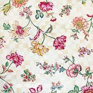 12013 Настроение. Ткань для рукоделия, декора, пэчворка и шитья. Текстиль. Интерьерные ткани., фото 2