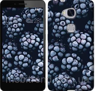 Чехол на Huawei Honor 5X Морозная ежевика