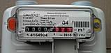 Газовый счетчик мембранный САМГАЗ G 4, фото 2