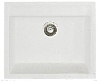 Мойка белая гранитная 9-042, фото 1