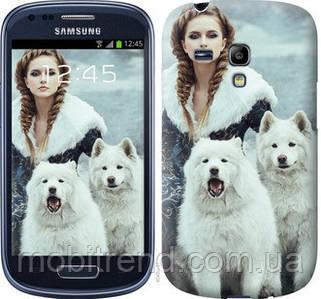 Чехол на Samsung Galaxy S3 mini Winter princess