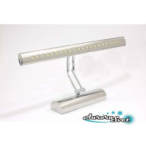 Светильники для подсветки картин и зеркал ZORO.: 4 W LED светильник.