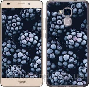 Чехол на Huawei Honor 5C Морозная ежевика