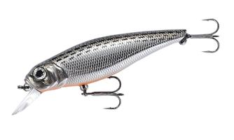 Воблер FISHYCAT TOMCAT 67SP-SR цвет R10 длина 67мм вес 6,3гр заглубление 0,8-1,2м взвешенный