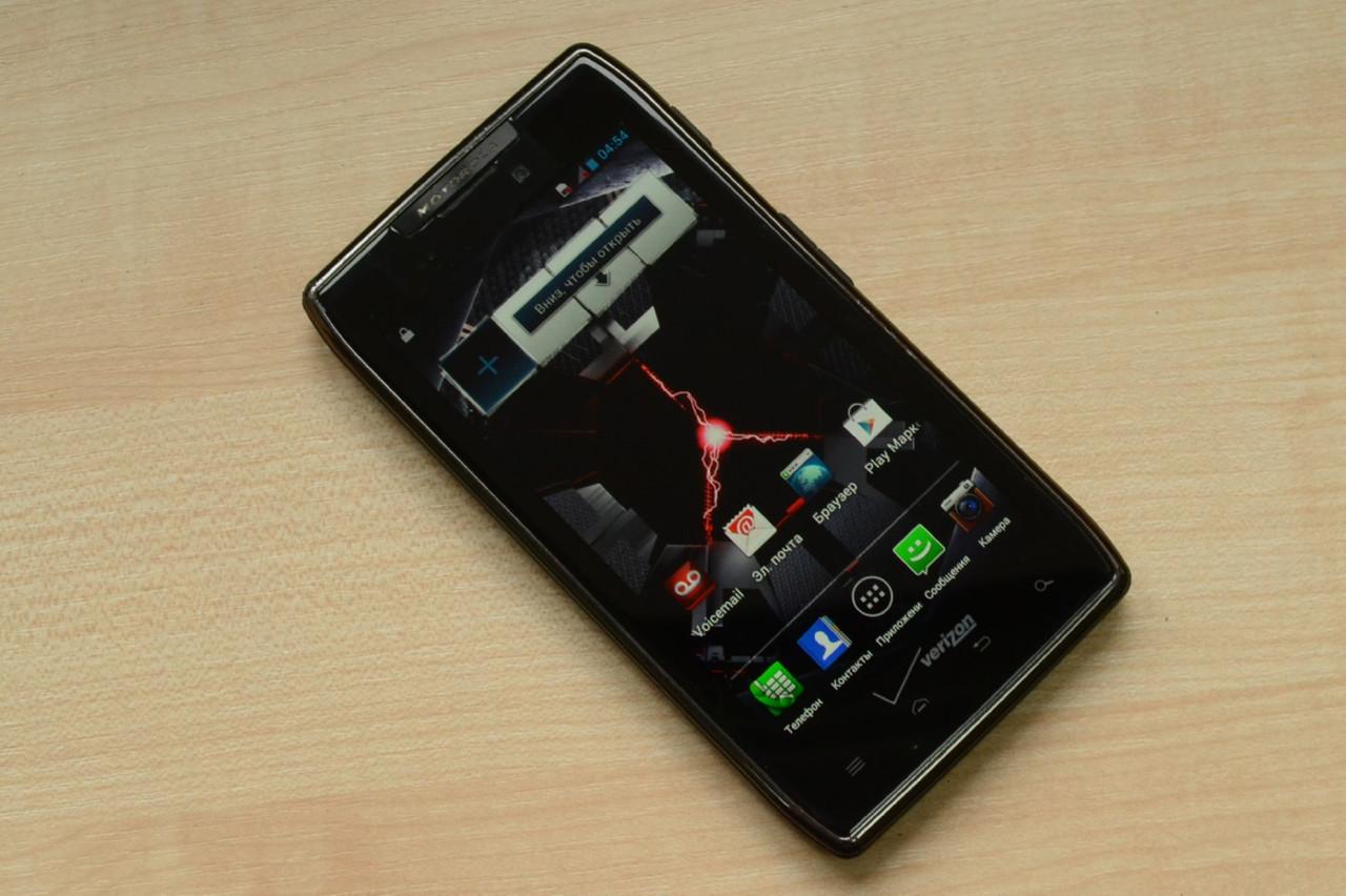 Motorola Droid Razr Maxx XT912M Black Оригинал!