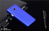 Пластиковый чехол для Huawei Ascend Y330-U11 синий