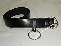 Женский кожаный ремень с кольцом 30 мм., реплика 930868
