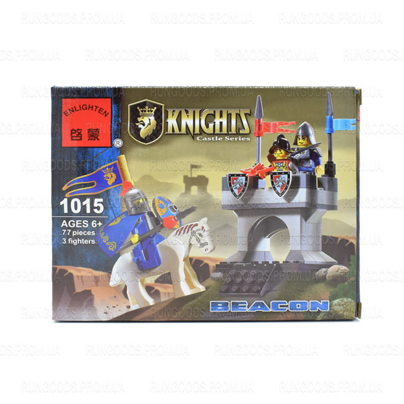 "Конструктор BRICK Knights Castle Series ""Рыцари"" 1015"