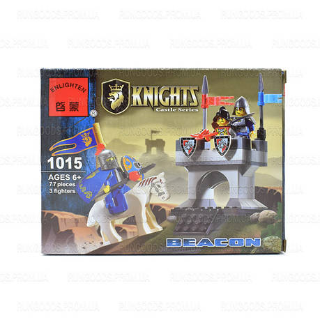 "Конструктор BRICK Knights Castle Series ""Рыцари"" 1015, фото 2"