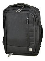 Городской рюкзак-сумка для ноутбука MEINAILI 020 black, фото 1