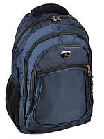 Городской рюкзак из нейлона Power In Hand 7813 blue, фото 1