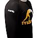 Рашгард MANTO LONG Sleeve Rashguard Logo, фото 4