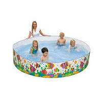 Детский каркасный бассейн Intex 56453