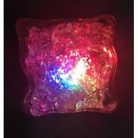 Кубики льда квадратные светящиеся
