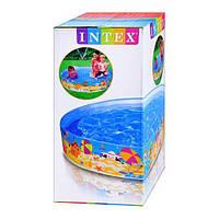 Бассейн каркасный детский INTEX 56451