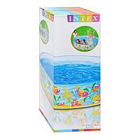 Бассейн каркасный детский INTEX 56452