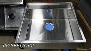 Мойка кухонная врезная из нержавеющей стали Intra Quadra - QUADRA500TH