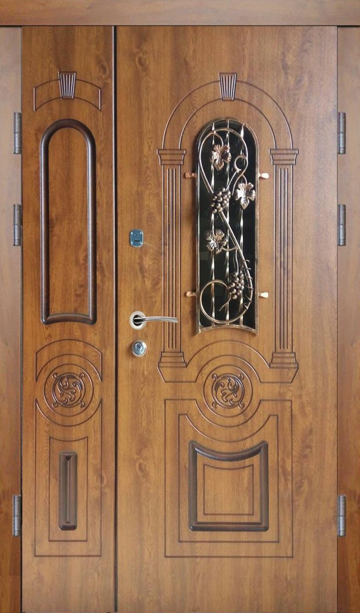 Широкие двери входные Елит_2027